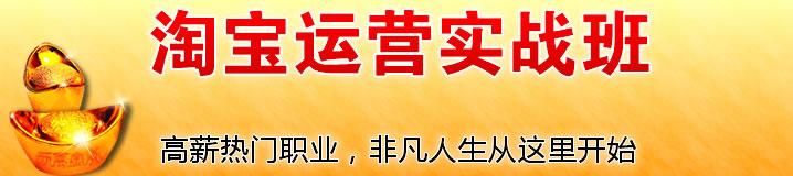 上海电子商务培训、淘宝培训、网络推广培训、淘宝客服培训