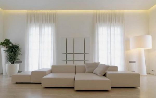 室内景观资讯>室内软装设计培训注意色彩和谐