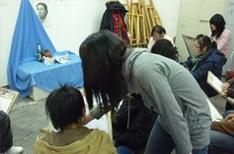 上海美术培训、上海色彩培训、上海水粉培训、上海非凡进修学院