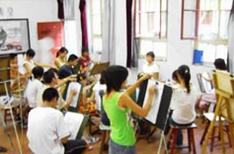 上海美术培训、上海素描培训、上海色彩培训、上海非凡进修学院