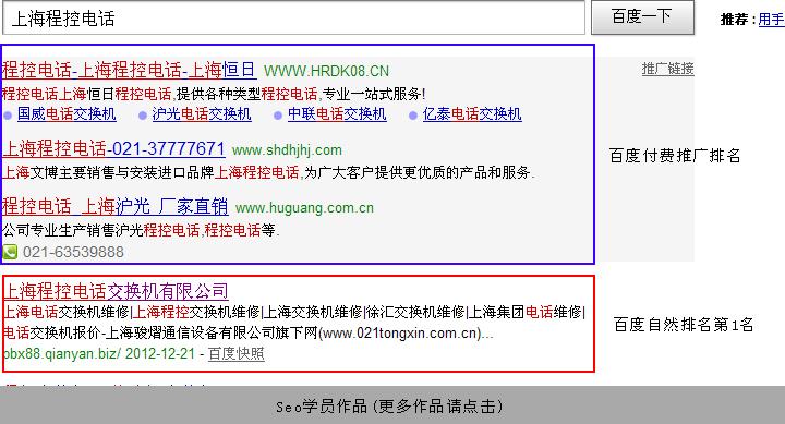 上海电子商务培训、seo培训、优化培训、上海非凡进修学院