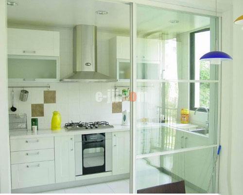 室内设计培训:教你小厨房装修变大的小技巧