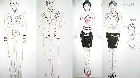 上海服装设计培训:服装设计之局部设计技巧