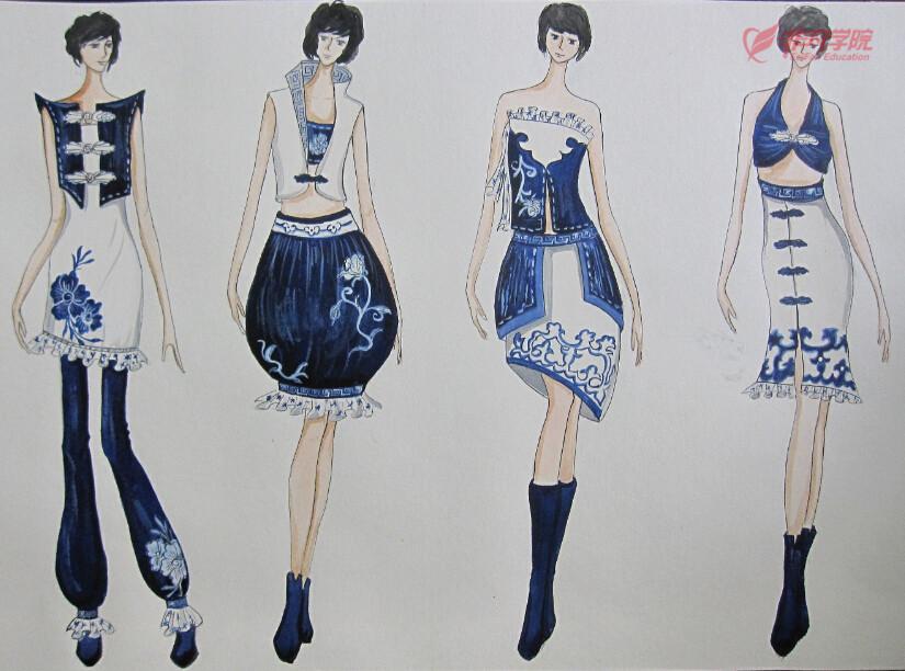 上海服装设计师培训—服装标准色卡及配色方案浅析