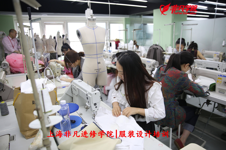 上海服装设计培训—常用的服装分类方法