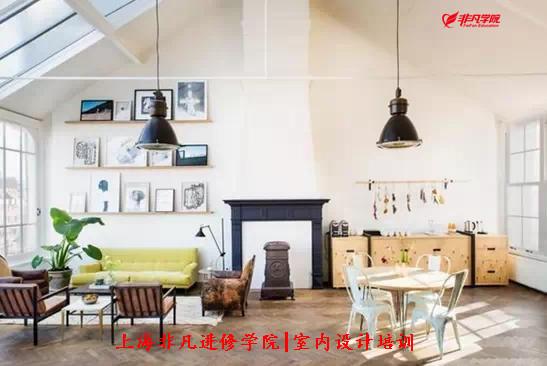室内景观资讯>上海室内装修培训—室内家居色彩设计的秘诀
