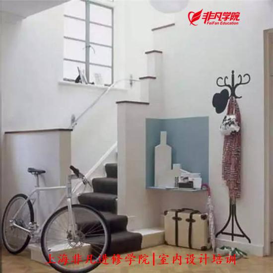 室内景观资讯>上海室内软装设计培训—玄关不只是换鞋的地方,这样装饰
