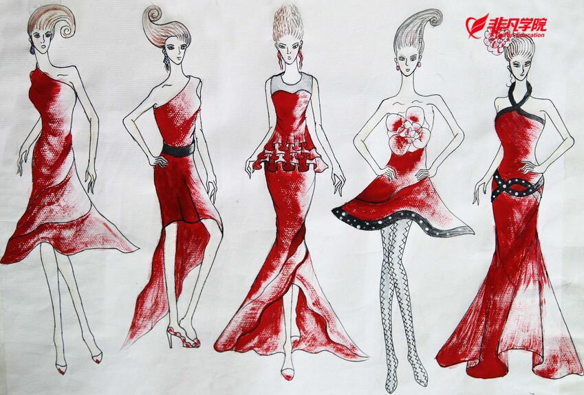 上海服装设计培训—服装常识:服装品牌构建版型原型系统的意义