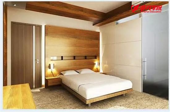 室內行業資訊--室內設計師培訓—大戶型臥室設計十大