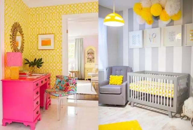 """室内景观资讯>上海室内设计师培训—""""好色""""之徒是怎么用黄色打破无聊"""
