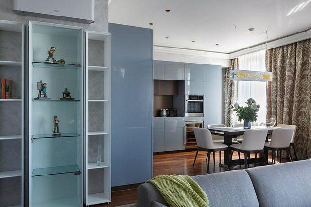 室內景觀資訊>上海室內軟裝設計培訓—色彩搭配才是重頭戲 淡金和灰藍