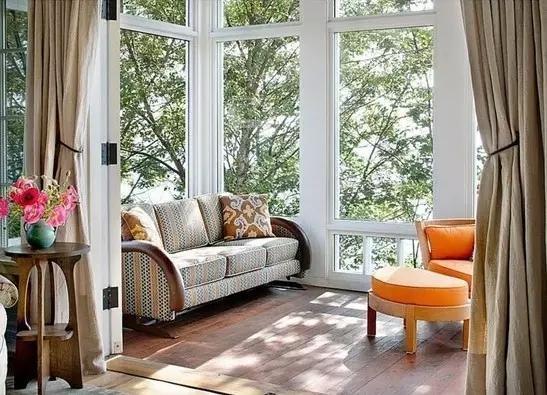 上海室内装修设计培训—家装新美学 | 你想要的阳台装修技巧,这里全都