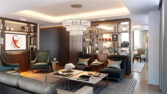 室内景观资讯>上海室内cad制图培训—样板房和普通住宅设计的区别有