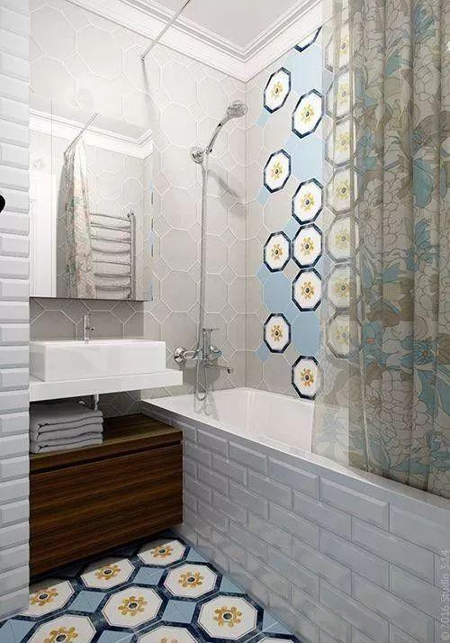 室内景观资讯>上海室内设计培训—瓷砖这样铺,比邻居家的地毯还美