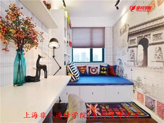室内行业资讯--上海室内装潢设计培训—家居装修省钱