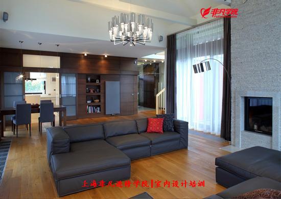 室内行业资讯--上海室内装潢设计培训—一个家的设计