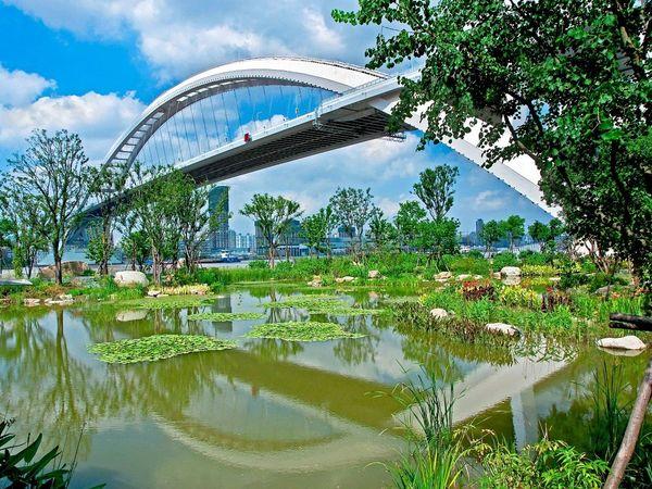 室内景观资讯>上海景观园林设计培训—面积189公顷!