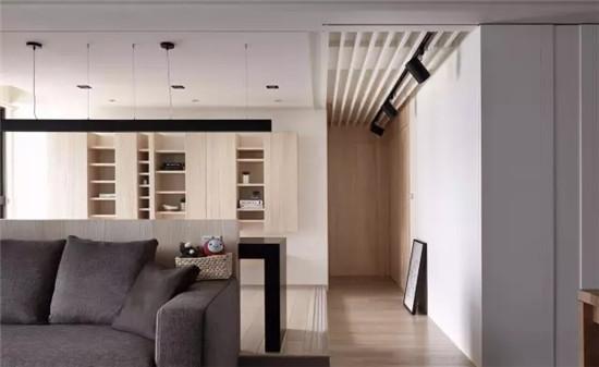 上海室内装修设计培训—装修技能get 装修小白必须了解的5种空间规划
