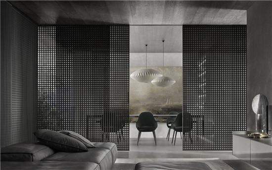 上海室内软装设计培训—室内设计中弹性隔断与隔音材料的运用