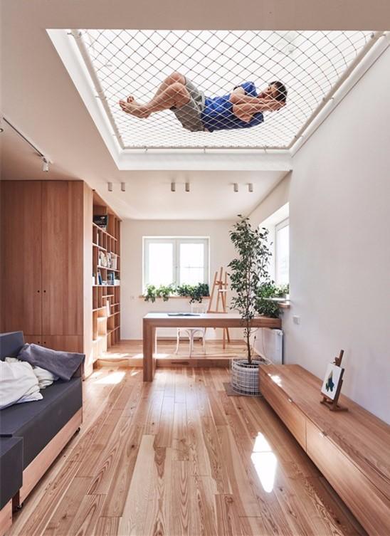 室内景观资讯>上海室内装饰装潢设计培训—情趣生活 双层设计私人住宅