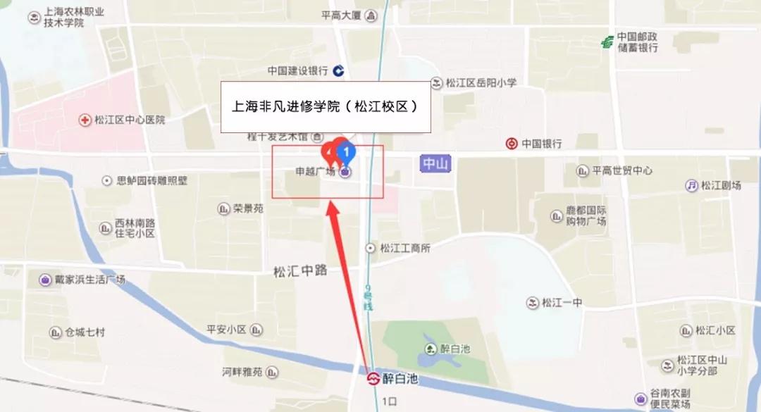 同庆考场4号线路线图