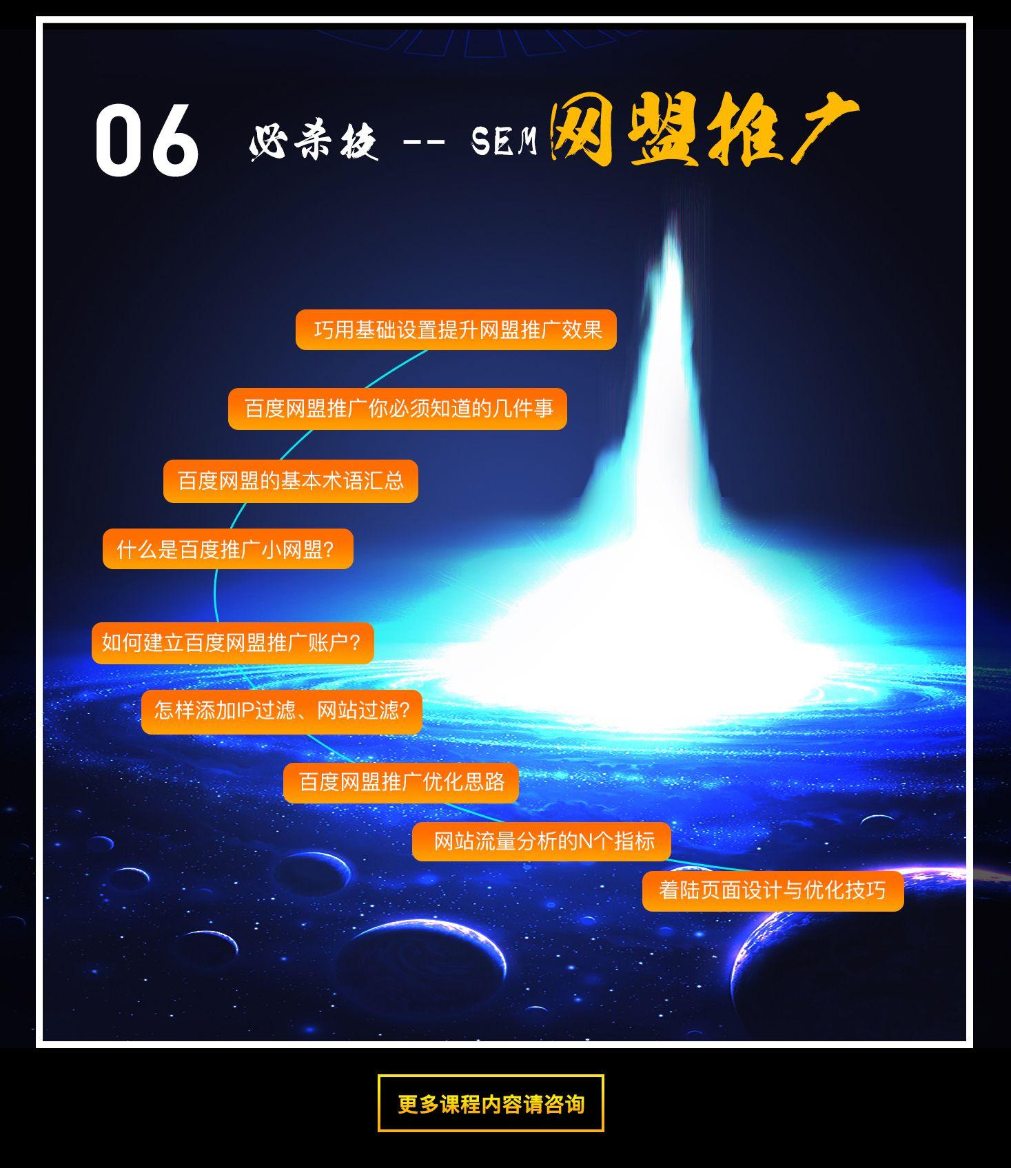 上海SEM竞价培训
