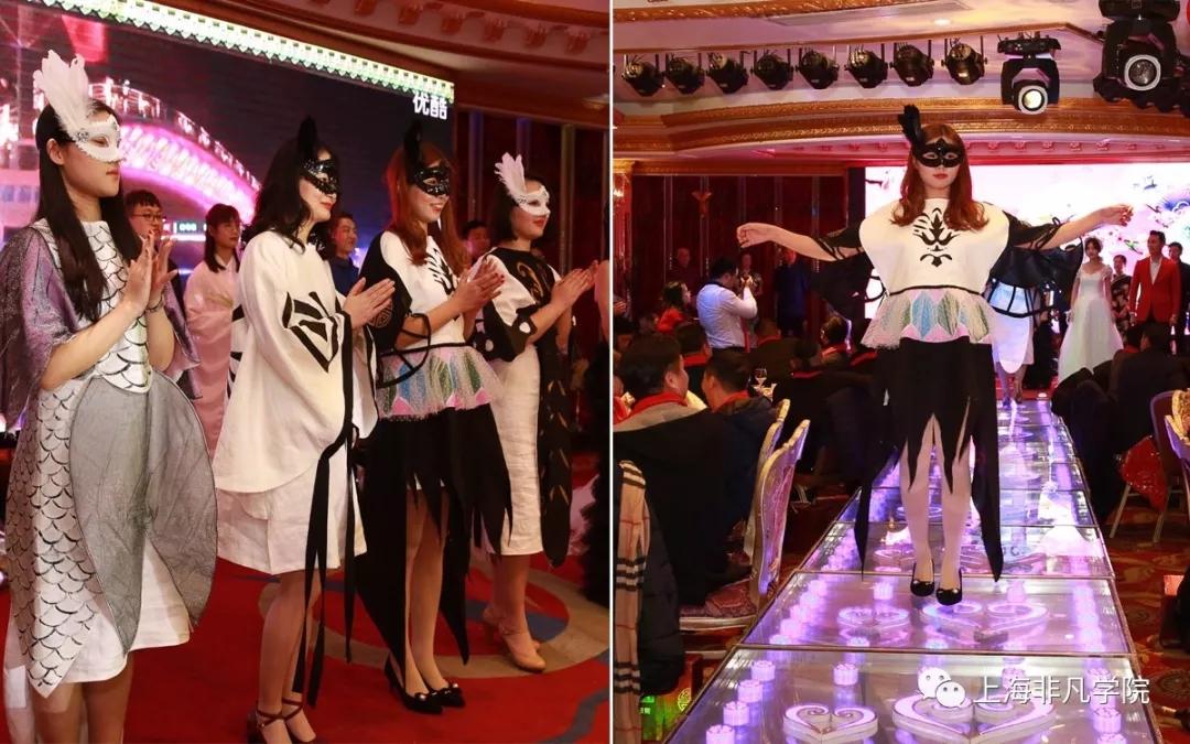 上海服装设计师培训不断的练习,在非凡学院通过服装美学,手绘服装