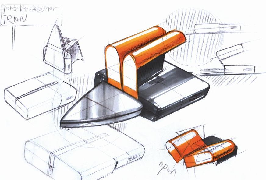上海工业设计手绘培训