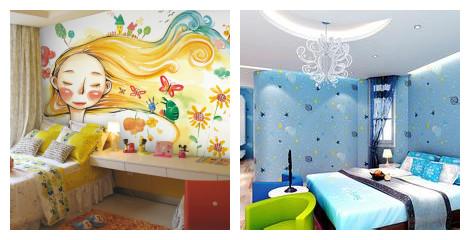 上海非凡进修学院--室内设计培训-卡通家居