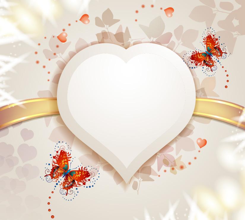 4:圆形爱情ps相框 6:淡雅白边ps相框素材 10:温馨心形ps相框素材