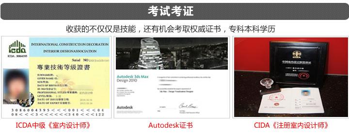 上海室内设计专业课程
